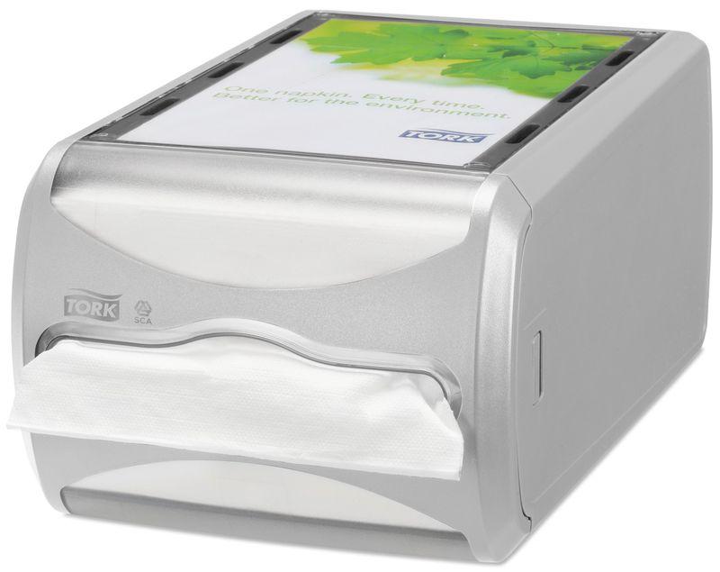 Диспенсер настольный для бумажных салфеток
