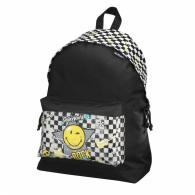 Рюкзак Herlitz be.bag CLASSIC SmileyWorld Rock  размеры 44х37х20