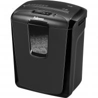 Уничтожитель документов Fellowes M-8C, 3-секр., 4х50мм, 8л, 15литров FS-4604101