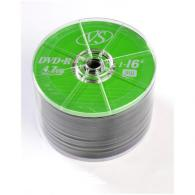Диск DVD+R VS, 4,7GB, 16x, Bulk/50