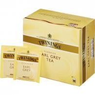 Чай Twinings Earl Grey Tea, черный, 50пак/пач