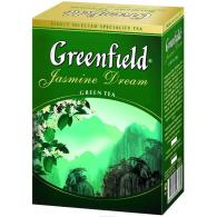 Чай Greenfield Jasmin Dream зеленый, 100г