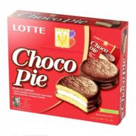Пирожное Lotte ChocoPie, 336г