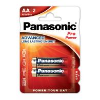 Батарейка щелочная Panasonic LR6 (AA) Pro Power (Xtreme) 1.5В бл/2