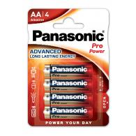 Батарейка щелочная Panasonic LR6 (AA) Pro Power (Xtreme) 1.5В бл/4