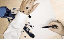 Чем вывести чернила от шариковой ручки{amp}#xD;{amp}#xA;